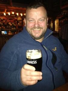 ich stricke nicht nur, nein ich bin auch ein Irland Fan und trinke dann gerne dieses leckere schwarze ;-)